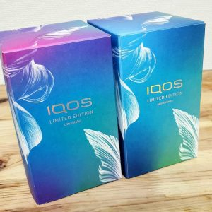 IQOS 3 Duo Exclusive Traveler Edition UltraViolet IN DUBAI/UAE