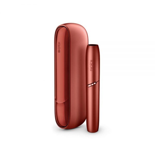 IQOS 3 DUO Kit Copper Limited Edition IN DUBAI/UAE