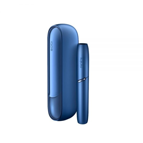 IQOS 3 DUO Kit Stellar Blue IN DUBAI/UAE